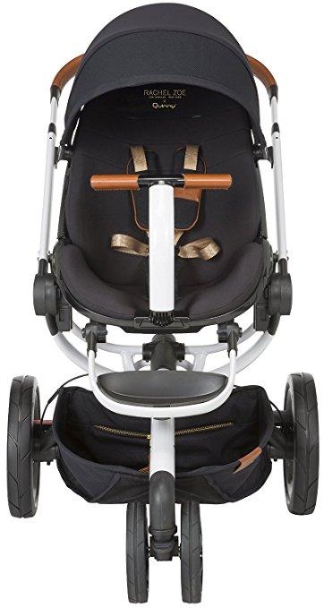 Quinny Rachel Zoe Jet Set Moodd Stroller Travel System with Rachel Zoe Diaper Bag 6