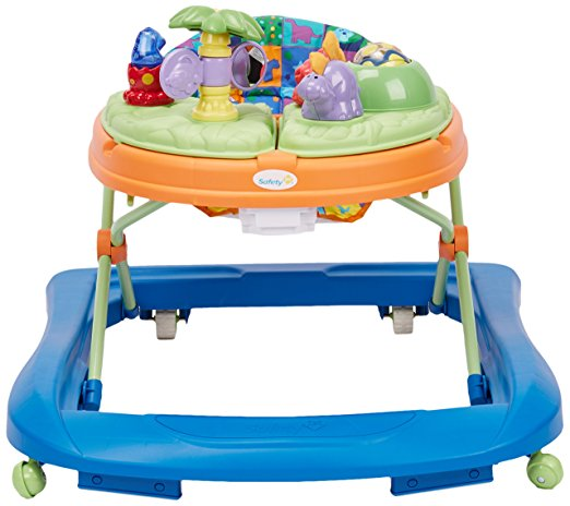 Safety 1st Sounds 'n Lights Discovery Walker, Dino 3