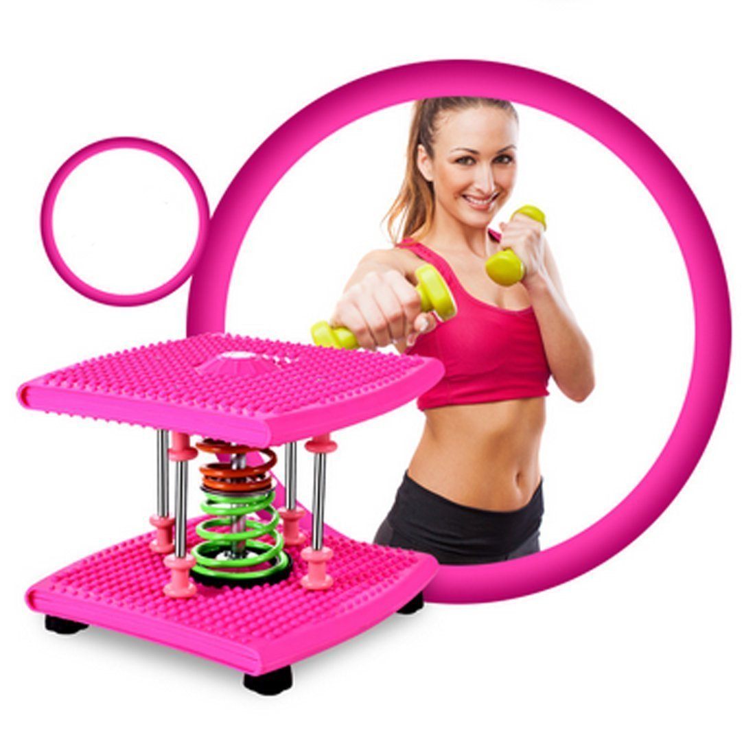 VIAHART Aerobic Exercise Fitness Equipment 4