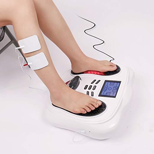 Foot Massager Machine for Blood Circulation – Calf Feet Leg Body Acupuncture2