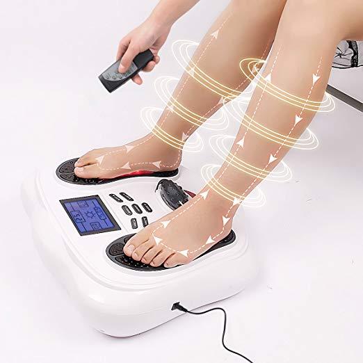 Foot Massager Machine for Blood Circulation – Calf Feet Leg Body Acupuncture5