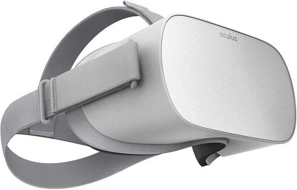 Oculus Go Standalone Virtual Reality Headset – 32GB by Oculus3