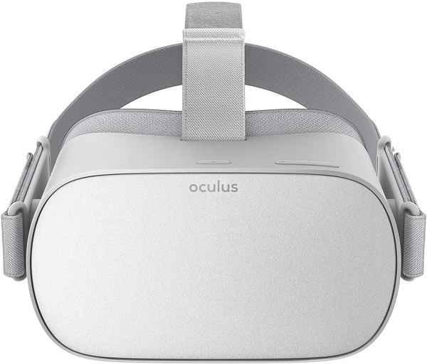 Oculus Go Standalone Virtual Reality Headset – 32GB by Oculus4