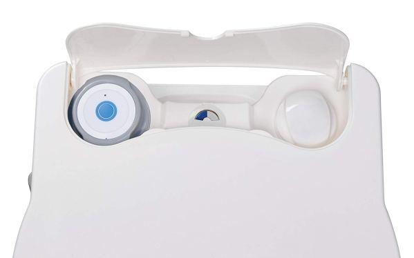 Porta Potti Curve Toalete Portátil para RV3
