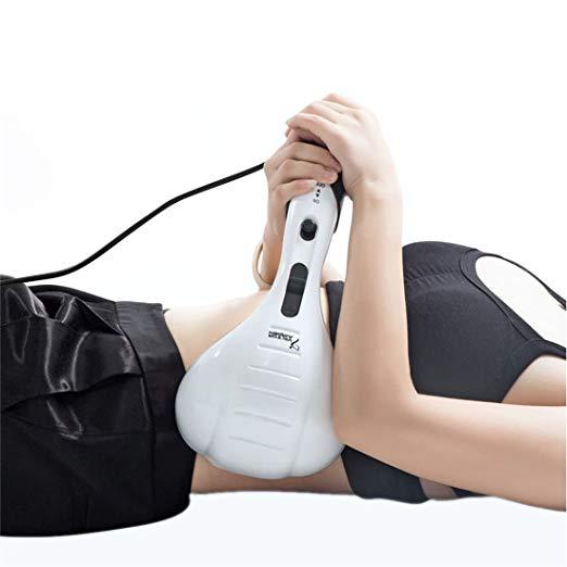 VIKTOR JURGEN Handheld Back Massager – Double Head Electric Full Body Massager -5