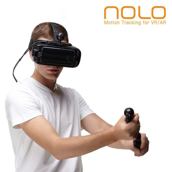 VR Headsets Accessories Console Controllers 3D Virtual Reality System Set Cell 4