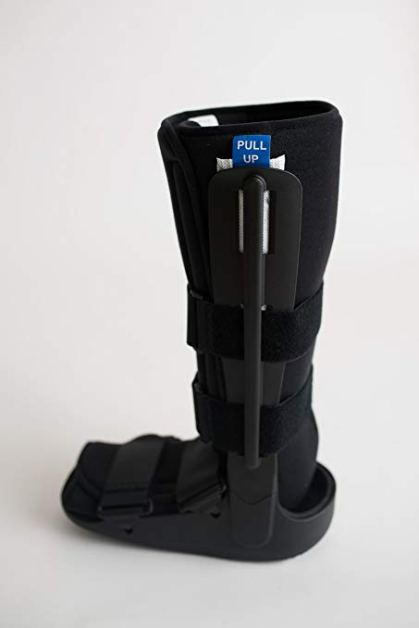 cc2e10c811 Bota Imobilizadora Ortopédica cano alto The Orthopedic Guys High Top Non-Air  Walker Fracture Boot3