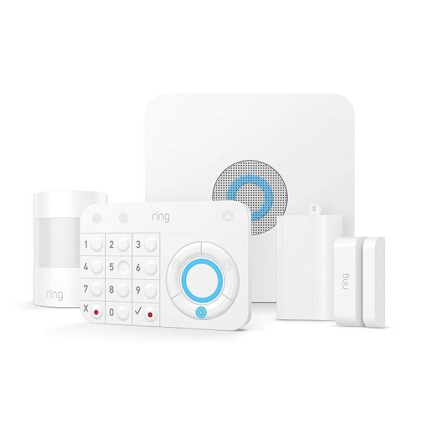 Ring Alarm – Home Security System with optional 24