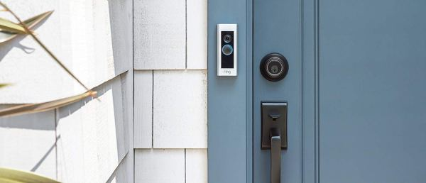 Ring Video Doorbell Pro, Works with Alexa (existing doorbell wiring required)3