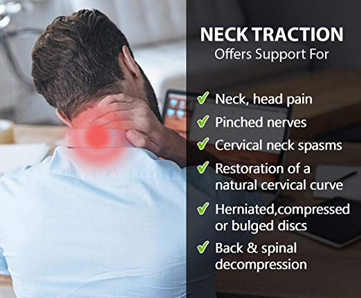 Cervical Neck Traction for Instant Neck Pain Relief 3