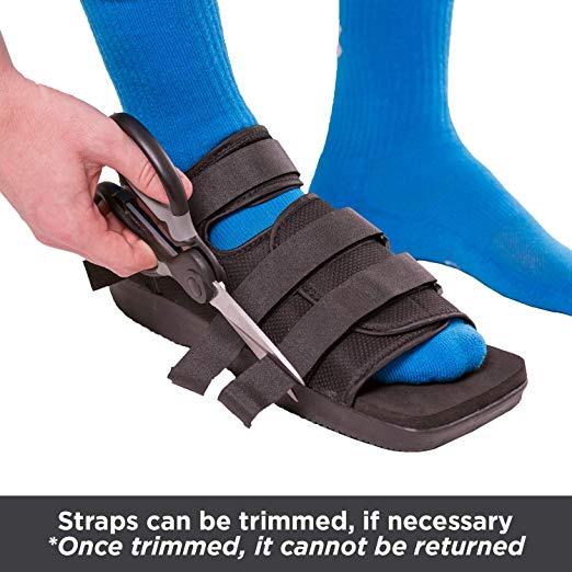 BraceAbility Post-op Shoe for Broken Foot or Toes5