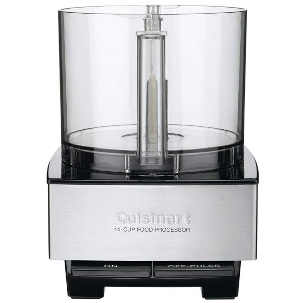 Cuisinart DFP-14BCNY 14-Cup Food Processor, Brushed Stainless Steel2