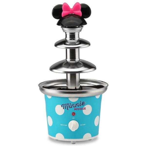 Disney DMG-20 Minnie Chocolate Fountain One Size Light Blue2