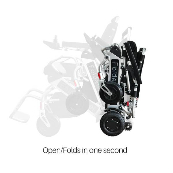 PW-999UL (Lightest Power Folding Wheelchair)7
