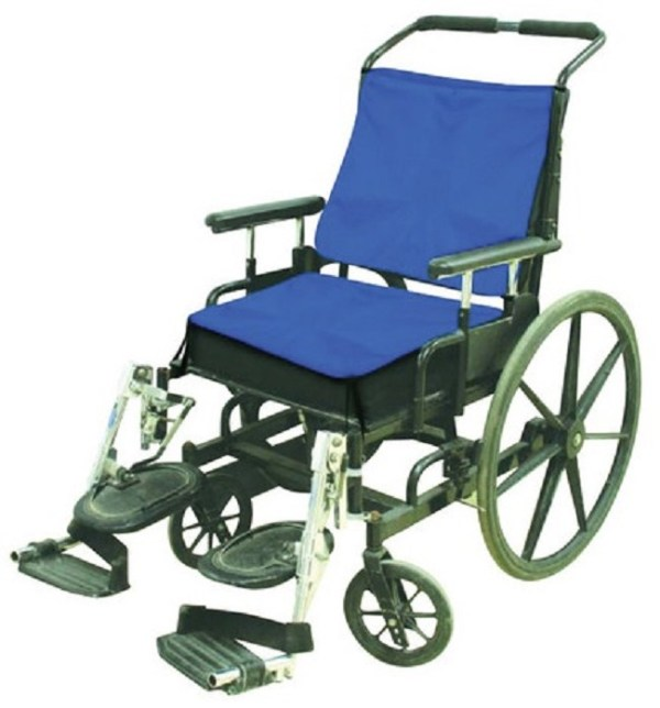 Phase Change Cooling Wheelchair Cushion