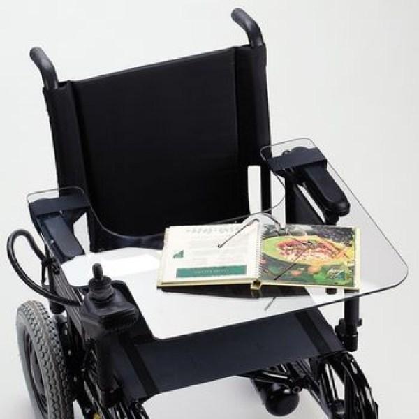 Sammons Preston Electric Wheelchair Lap Tray3