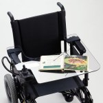 Sammons Preston Electric Wheelchair Lap Tray3