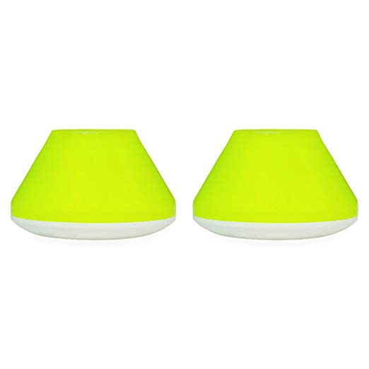 Walker Coasters, Tennis Ball Yellow, 2 Count 5