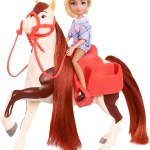 Boneca E Cavalo Easy Spirit Dreamworks- Abigail & Boomerang 1