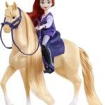 Boneca E Cavalo Easy Spirit Dreamworks- Maricela & Mystery 2
