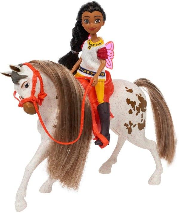 Boneca E Cavalo Easy Spirit Dreamworks- Solana & Luna 1