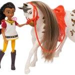 Boneca E Cavalo Easy Spirit Dreamworks- Solana & Luna 3