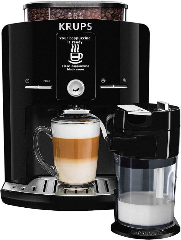 Maquina de cappuccino totalmente automática-KRUPS EA8298