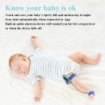 Monitor de oxigênio para bebês BabyO2 c Alarme no APP 1