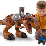 Fisher Price Imaginext Dinossauro Jurassic World Jurassic T Rex ,