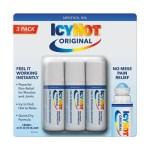Mentol IcyHot No-Mess Roll-On – 73 ml Cada