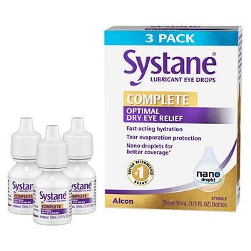 Systane COMPLETE Colírio Lubrificante – 30 ml.