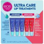 Tratamentos labiais eos Ultra Care; 5 Pack