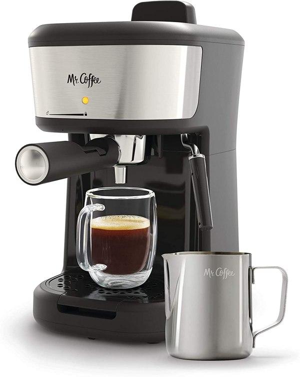 Mr. Coffee Steam Espresso Cappuccino e Máquina de Café Latte 110v