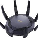 Asus Rt-ax89x AX6000 Sistema Wifi Gigabit Gamer Router 300m²
