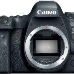 Câmera Canon US 26.2 EOS 6D Mark II com tela LCD de 3 polegadas