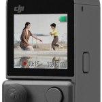 DJI Pocket 2 – Estabilizador portátil de cardan de 3 eixos com câmera 4K,