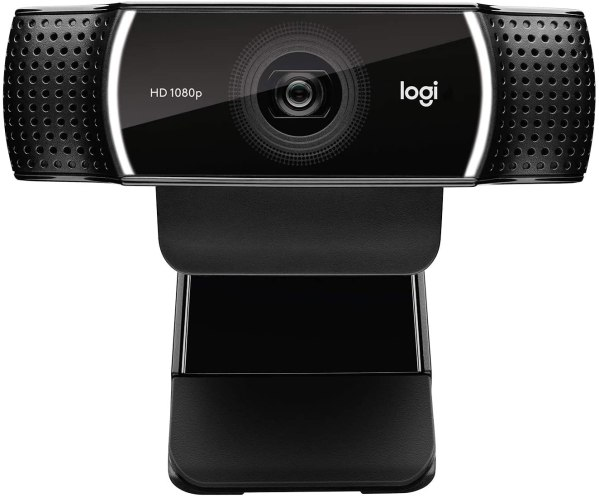 Webcam Logitech C922x Pro Stream – Câmera Full Hd 1080p
