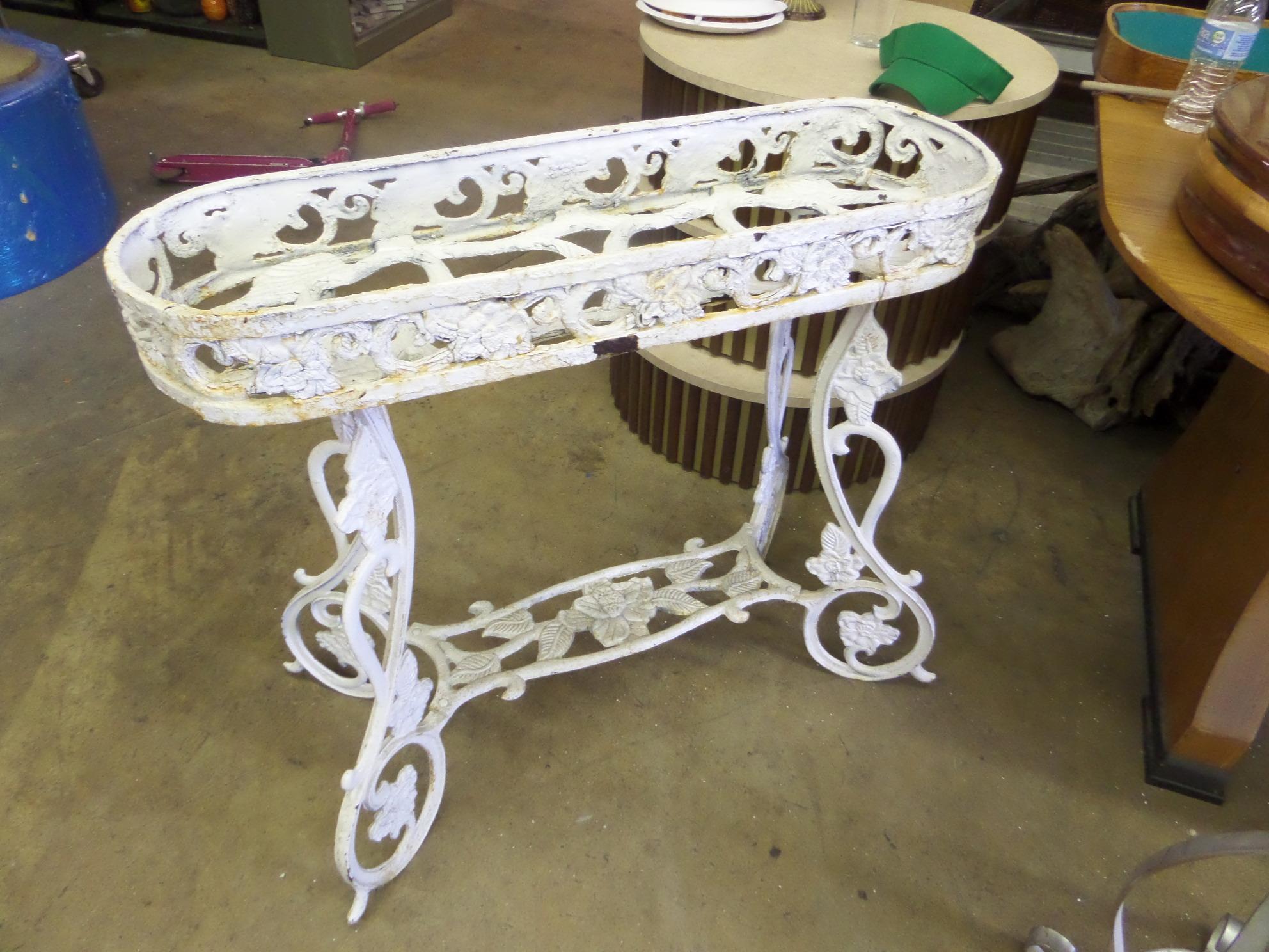 Furniture Patio Cast Iron