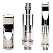 vaporizer e liquid cartridge dual coil