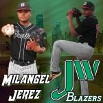 Southridge Baseball Milangel Jerez