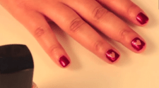 Valentine Day time Mani e1437225305793