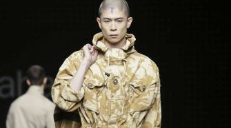 London Mens Fashion Week Spring Summer 2016