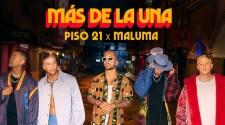 Piso 21 & Maluma - Más De La Una (Video Oficial)