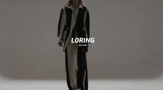 LORING NEW YORK Fall/Winter 2021 Fashion Film
