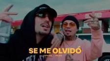 Gera MX, Rels B - Se Me Olvidó (Video Oficial)
