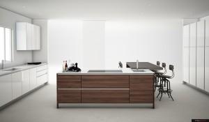 Villamizar Kitchen by Italkraft