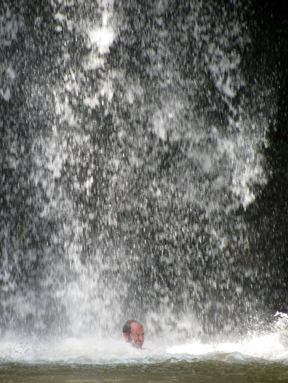 Ka Tieng waterfall, Ban Lung, Cambodia