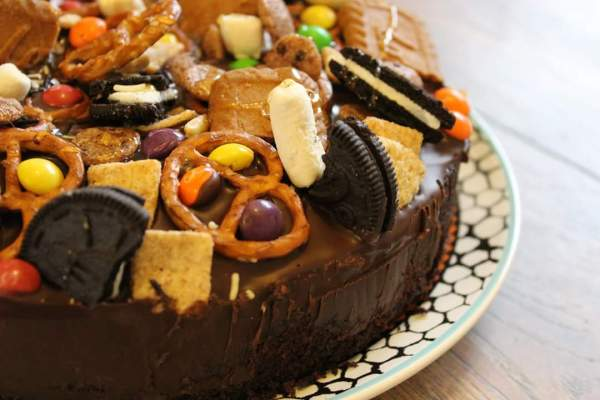 Chocolate Killer Cake