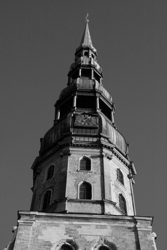 St Peters BW