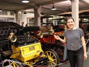 Museo Nazionale Dell'Automobile Turin, Italy #100DaysofMiaPrima 1